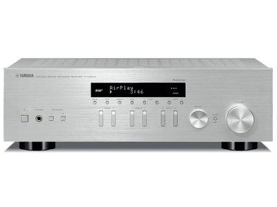 Yamaha R-N402 (zilver)