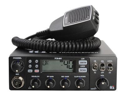 TTI TCB-881