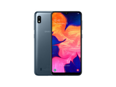 Sasmung Galaxy A10 - 32 GB - zwart