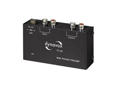Dynavox TC20 voorversterker