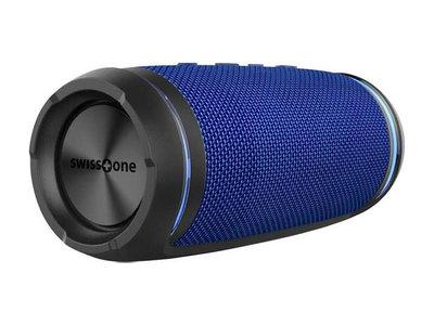 Swisstone Bluetooth Speaker BX-520 (blauw)
