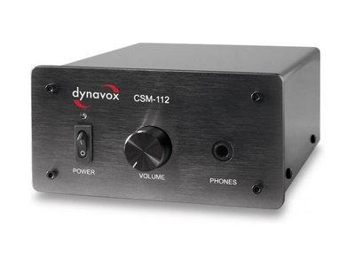 Dynavox CSM-112 (zwart)