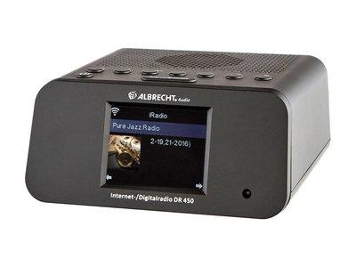 Albrecht DR450 (Tijdelijk uitverkocht)