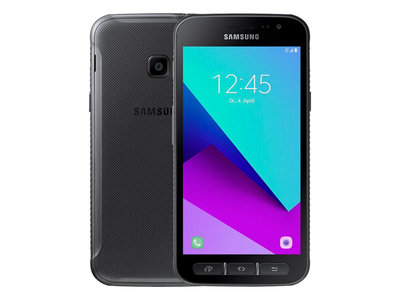 Samsung G390 Galaxy XCover 4 (Zwart)