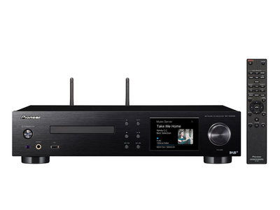 Pioneer All-in-One Hifi Systeem NC-50DAB (Zwart)