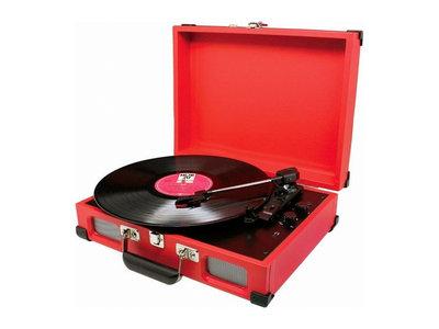 Soundmaster PL580RO (Rood)