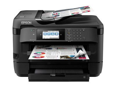 Epson WorkForce WF-7720 (Tijdelijk uitverkocht)