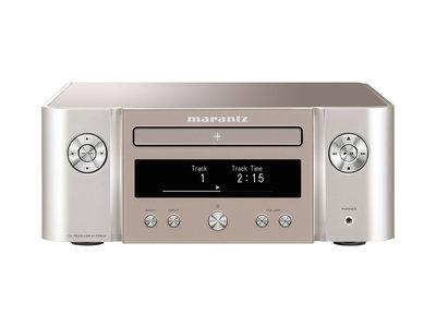 Marantz M-CR612 Melody X Microset (Zilver-goud) (Tijdelijk uitverkocht)
