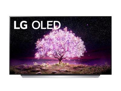 LG OLED48C16LA (OLED TV) (2021)