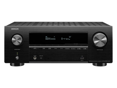 Denon AVR-X2700H DAB (Zwart)  (Tijdelijk uitverkocht)