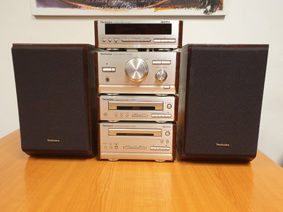 Technics complete Hifi Set