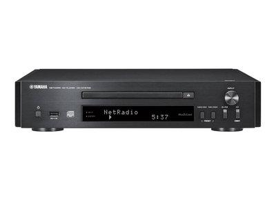 Yamaha CD-NT670D (Zwart)