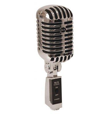 NJS Rock 'n Roll microfoon