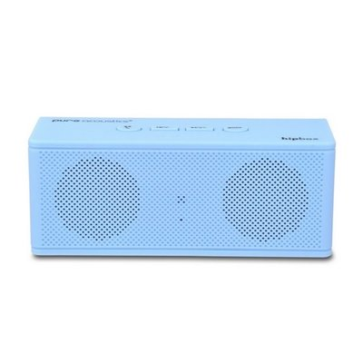 Pure Acoustics HipBox mini blauw Portable BT Speaker