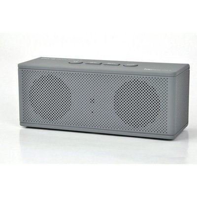 Pure Acoustics HipBox mini grijs Portable BT Speaker
