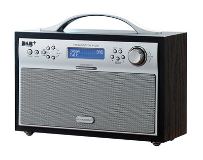 Scansonic DA 88 Black FM/DAB+ radio