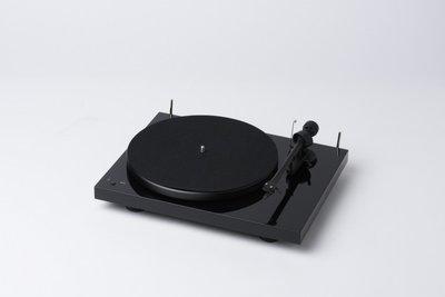 Pro-Ject Debut 3 Recordmaster - Zwart