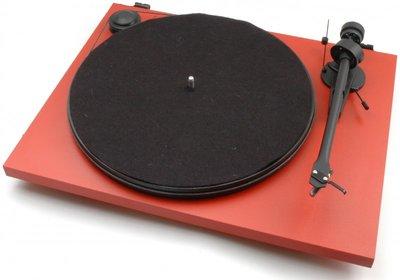 Pro-Ject Essential II - Rood/Zwart