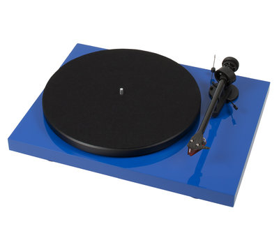 Pro-Ject Debut Carbon DC-USB - Blauw