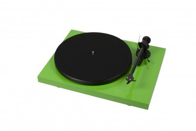 Pro-Ject Debut Carbon DC-2Mred - Groen