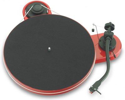 Pro-Ject RPM 1.3 Colour - Rood