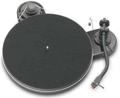 Pro-Ject RPM 1.3 Colour - Zwart