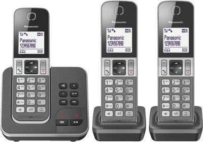 Panasonic KX-TGD323 (trio)