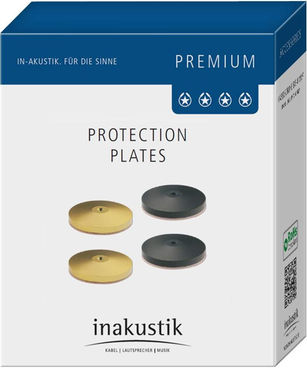Inakustik Spike Protection Plates