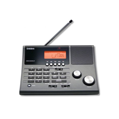 BearCat 370 CLT Scanner