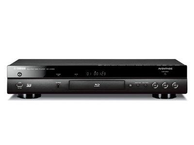 Yamaha BD-A1060 (Zwart) (Tijdelijk uitverkocht)