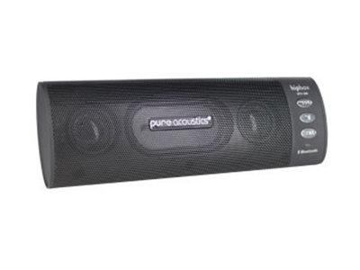 Pure Acoustics Hipbox GTX-20B Portable Bluetooth Speaker