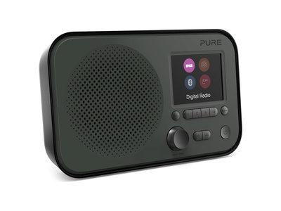 Pure Elan BT3 Draagbaar Digitaal Grafiet radio